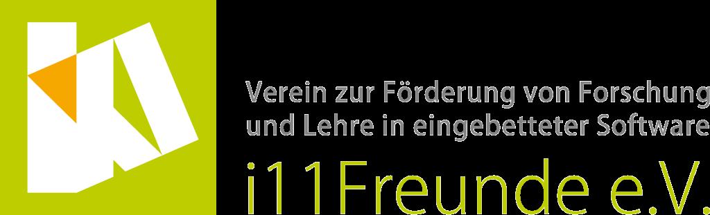 Logo des Vereins i11Freunde e.V.